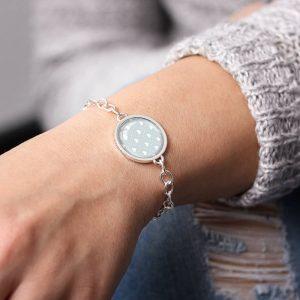 Armband mit Motiv, suesses Geschenk zum Valentinstag