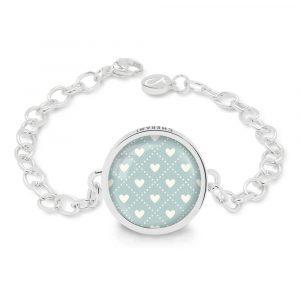 Armband Herzmuster, Valentinstag Geschenk