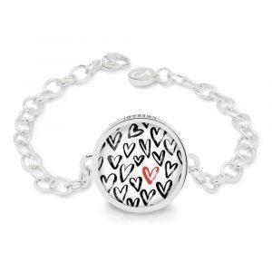 Armband mit Herz, Valentinstaggeschenk